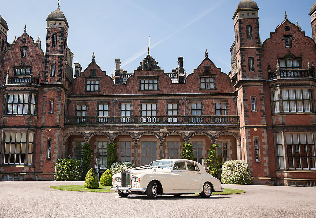 Capesthorne Hall Wedding Venue Location Gallery