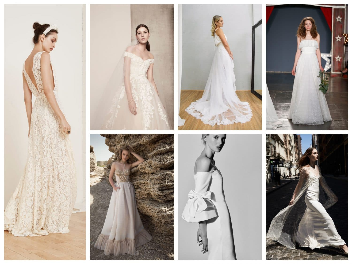 Best of Bridal Spring-Summer 2018 - Capesthorne Hall and Weddings
