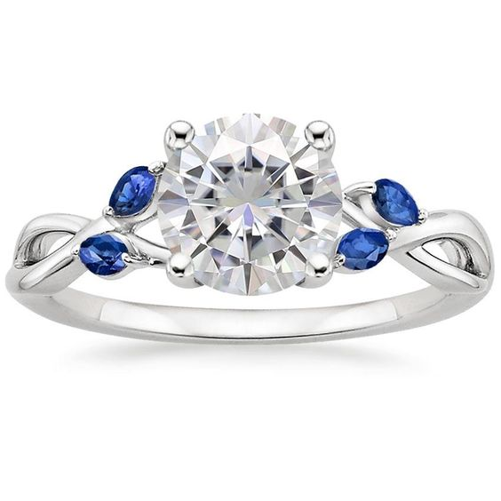 Image Source - https://www.brilliantearth.com/Moissanite-Willow-Ring-With-Sapphire-Accents-White-Gold-BE156S-MO7.0RD1/