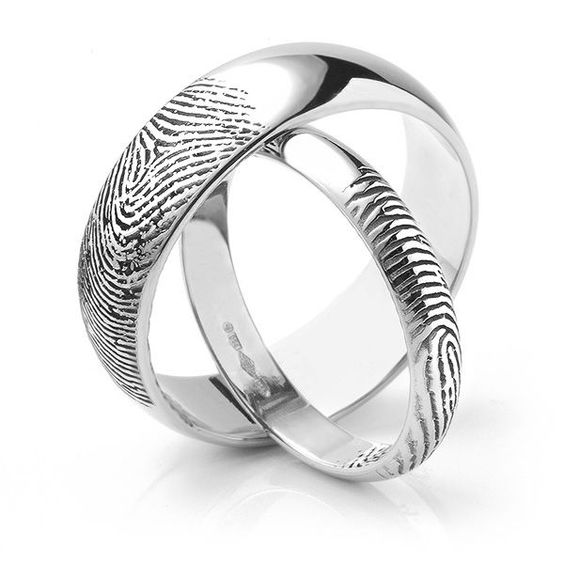 Image Source - https://www.serendipitydiamonds.com/uk/product/fingerprint-wedding-ring?pp=1