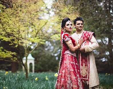 Asian weddings In Cheshire