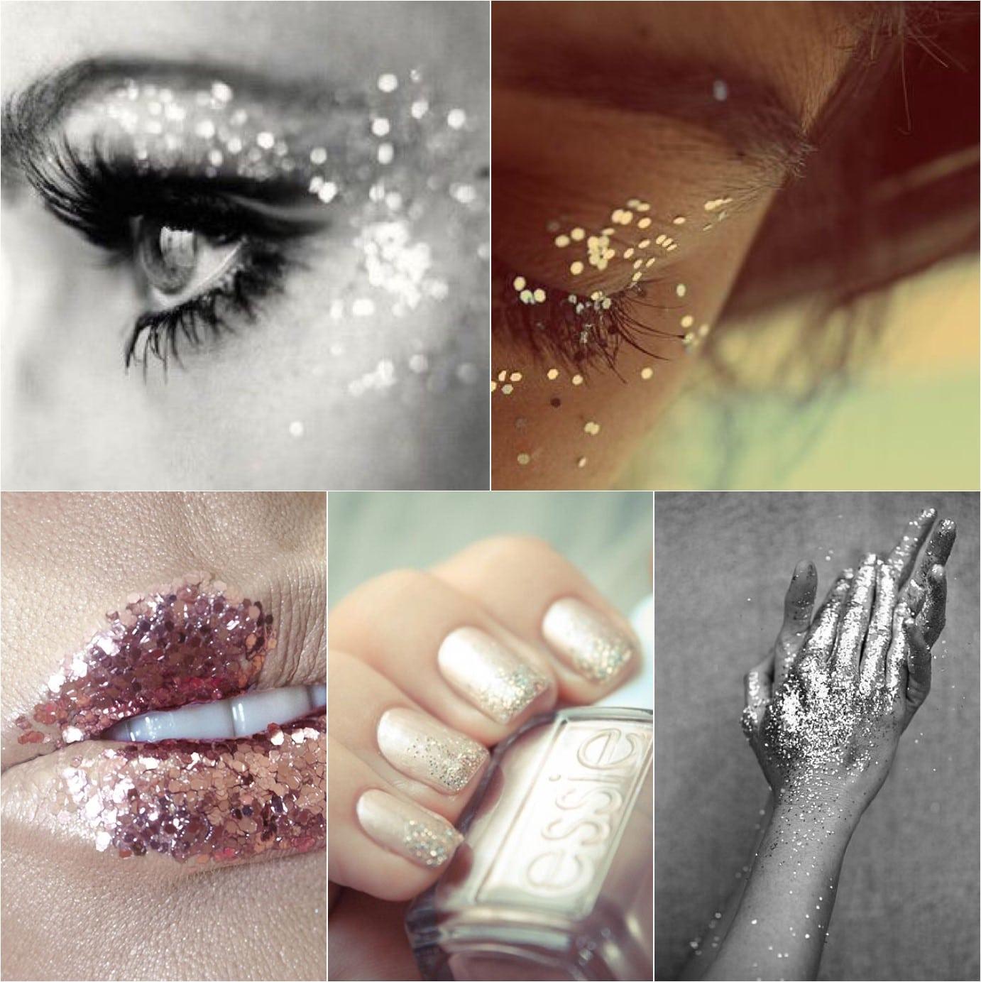 glitter-makeup