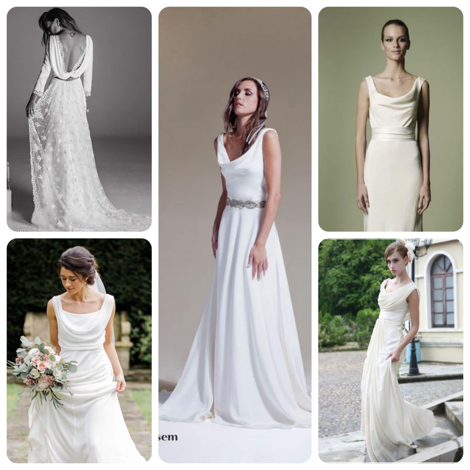 Wedding Gown Styles Guide: Capesthorne Hall And Weddings