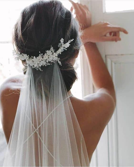 Image Source - https://www.instagram.com/p/BjwarooFk8W/?tagged=weddingveil